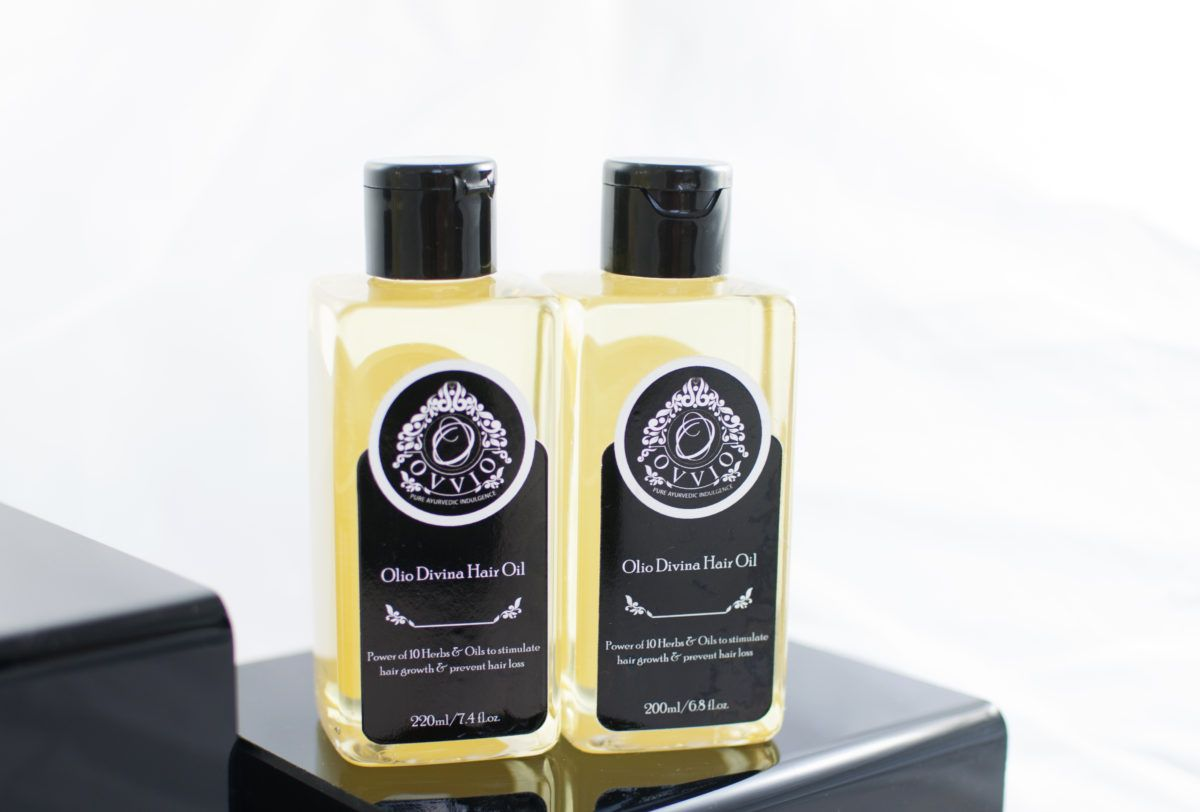 Miracle Oils to stop hair loss and promote hair growth