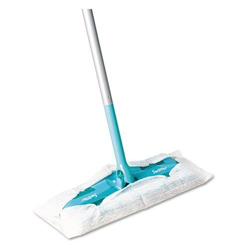 Swiffer Sweeper 10 Wide Mop Green Sold As 1 Each Removes Dust Dirt Hair And Allergens From Floors Furniture And Electronics Swiffer Mops Mop Handle
