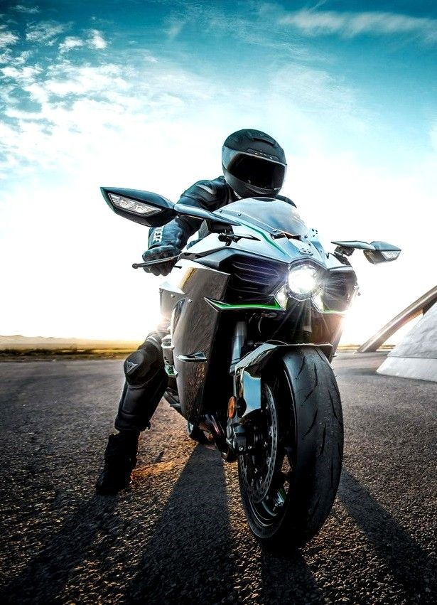 Kawasaki Ninja H2 Click The Picture Or Check Out My Blog For More