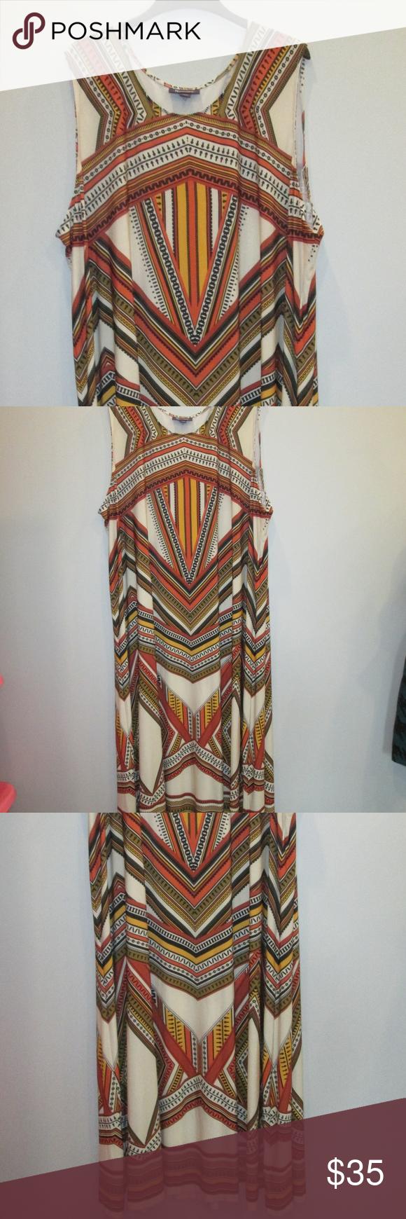 Roaman S Plus Size Maxi Dress 5x Aztec Design Plus Size Maxi Plus Size Maxi Dresses Maxi Dress [ 1740 x 580 Pixel ]