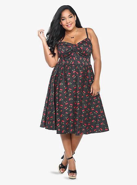 Plus Size Retro Dresses Pinterest 1950s Dresses Retro Dress And