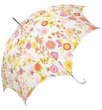 flower pattern pvc film used for Umbrella