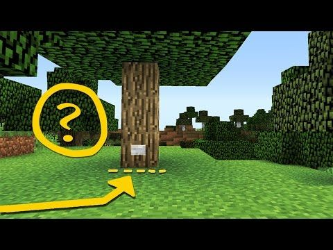 Minecraft Awesome Secret Door / Base Tutorial How to