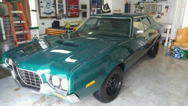 1972 Ford Gran Torino 4 Door Cars For Sale Ford Sale