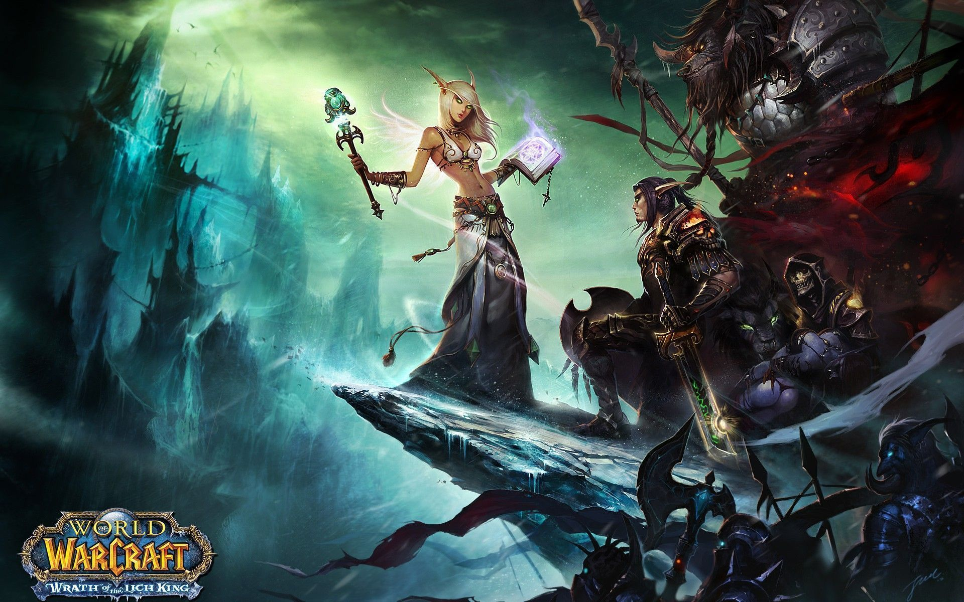 World of Warcraft Wallpaper Backgrounds High Definition Wallpapers