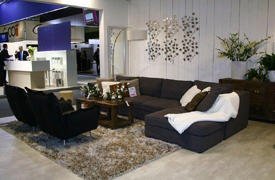 Leen Bakker Collectie - Leen Bakker Design Hoek Bank met Stoffen ...