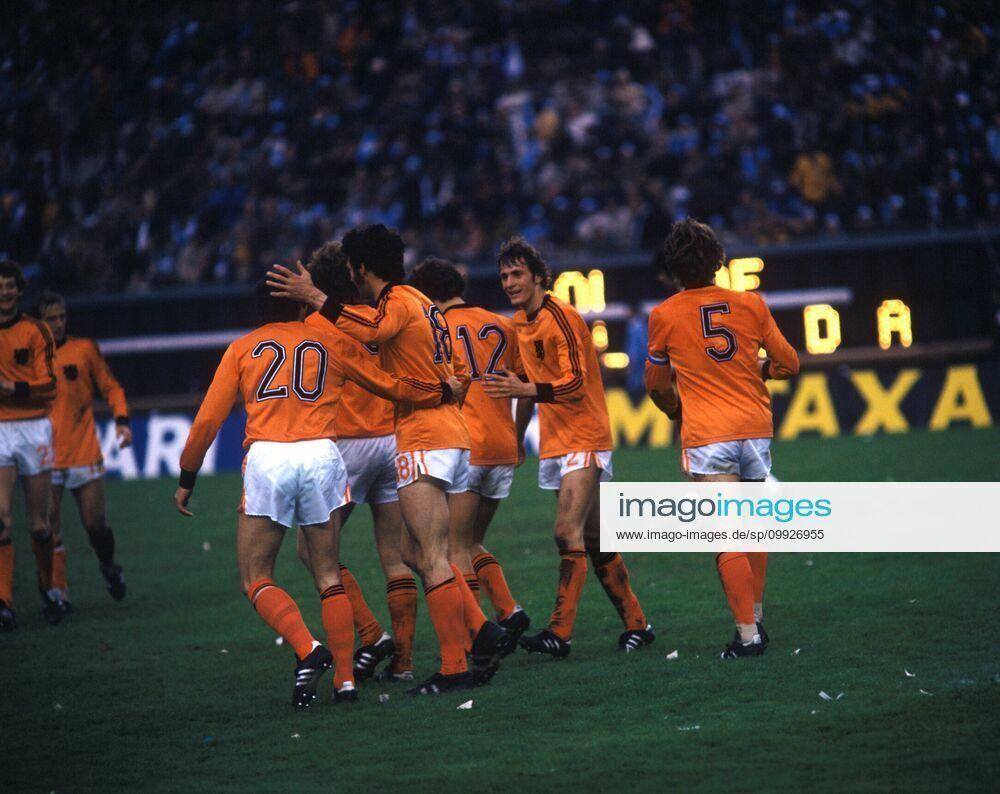 Argentina Holanda 78 En 2020