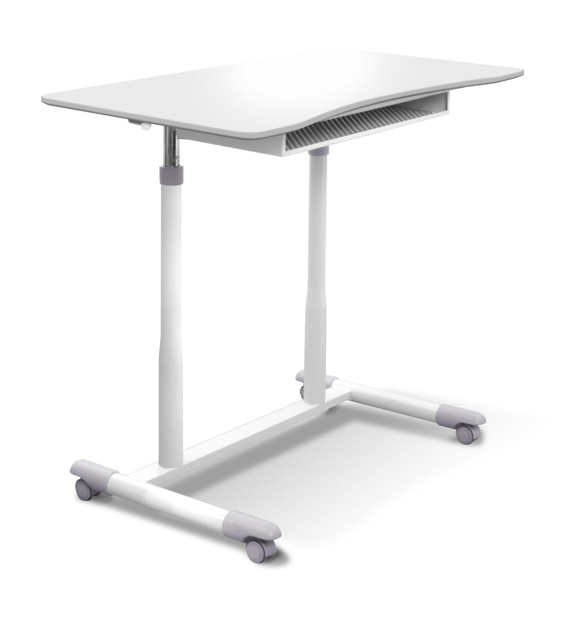 height adjustable u0026 mobile stand up desk jesper office 205 more - Jesper Office