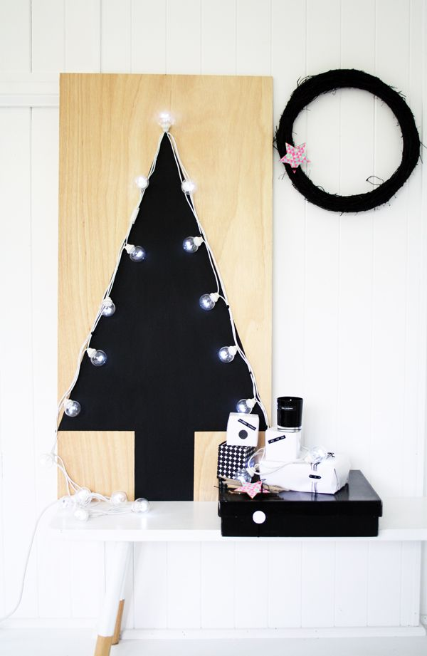 our christmas tree | no tacky tinsel here | — style life home