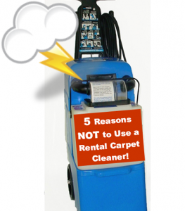 Five Reasons NOT to Use a Rental Carpet Cleaner2