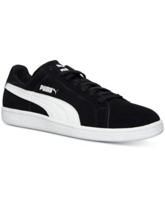 7c235025df66 PUMA Puma Men s Smash Suede Leather Casual Sneakers from Finish Line.  puma   shoes   all men