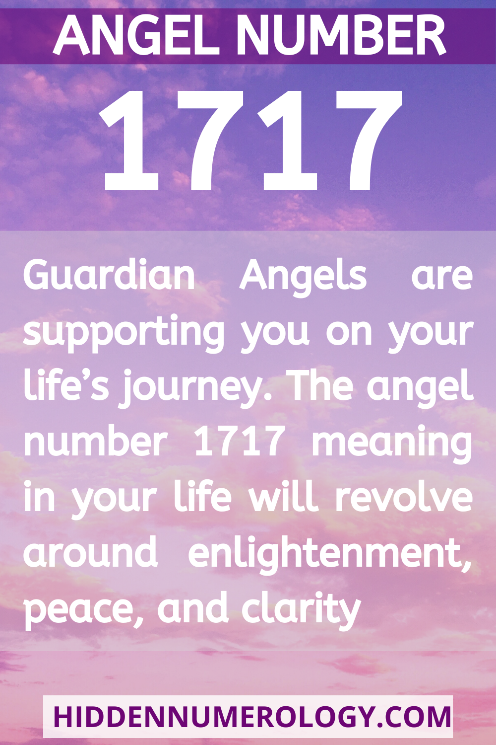 Number 1717 symbolizes: What benefits does the number 1717 bring to you? Can 1717 can be bad luck for some people? The meaning of 1717 in romance Do You Keep Seeing 1717? #angelnumber1717 #angelnumbers #numerology #spiritual