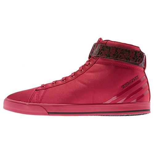 free delivery buy good detailing Adidas Selena Gomez Red Daily Twist Shoes ($75.00) | New ...