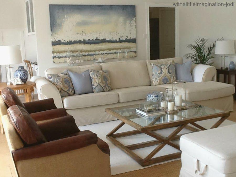 Living Room Family Room Large Painting Art Pinterest