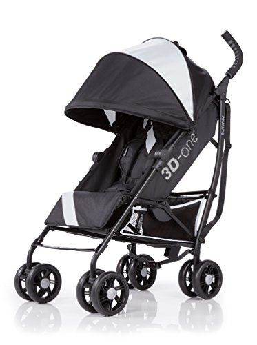 Summer Infant 3D-one Convenience Stroller, Eclipse Gray. For product info go to: https://all4babies.co.business/summer-infant-3d-one-convenience-stroller-eclipse-gray/
