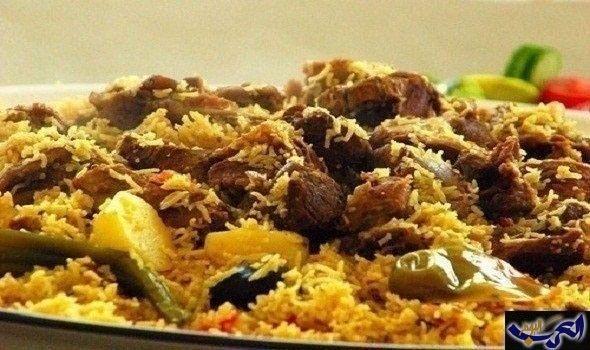 الكبسة السعودية باللحم الضاني المقادير لحم الضاني 2 كيلو مسلوقة نصف سواء بالعظم ومقطع البصل 1 كيلو متوسط Food Middle Eastern Recipes Best Food Processor