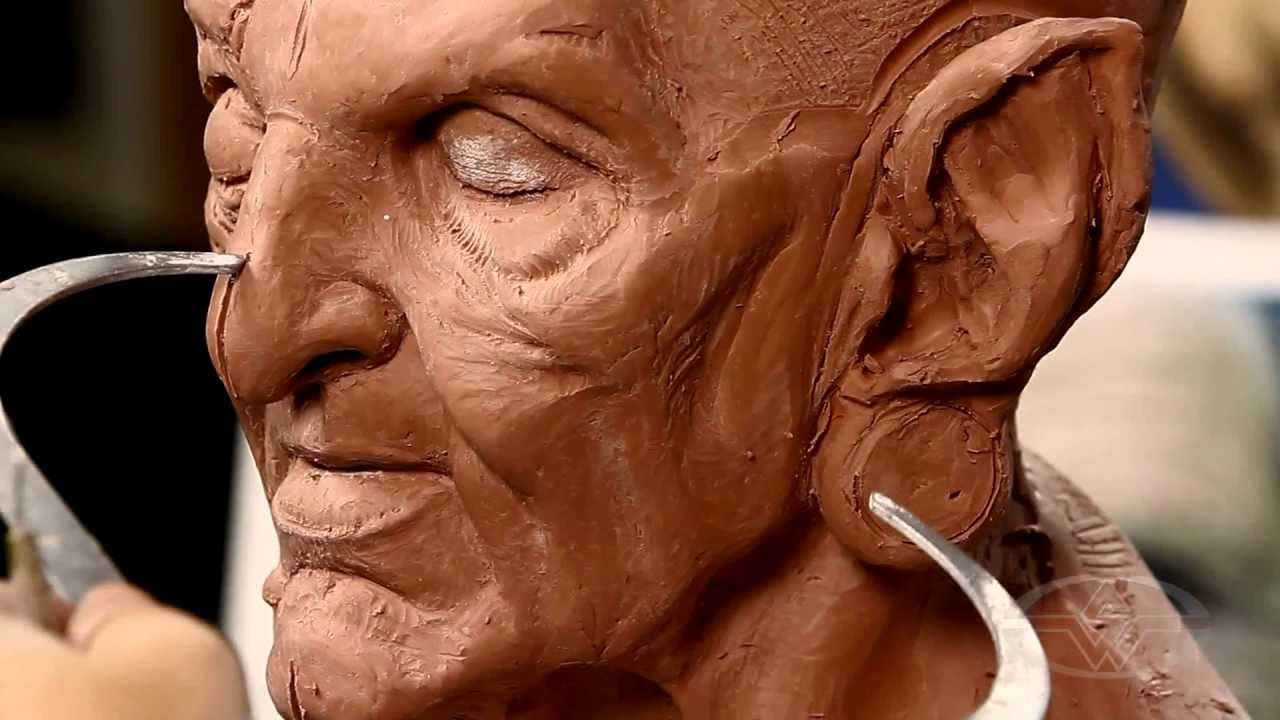 Character makeup sculpting preview special fx character character makeup sculpting preview special fx character creation tut baditri Choice Image