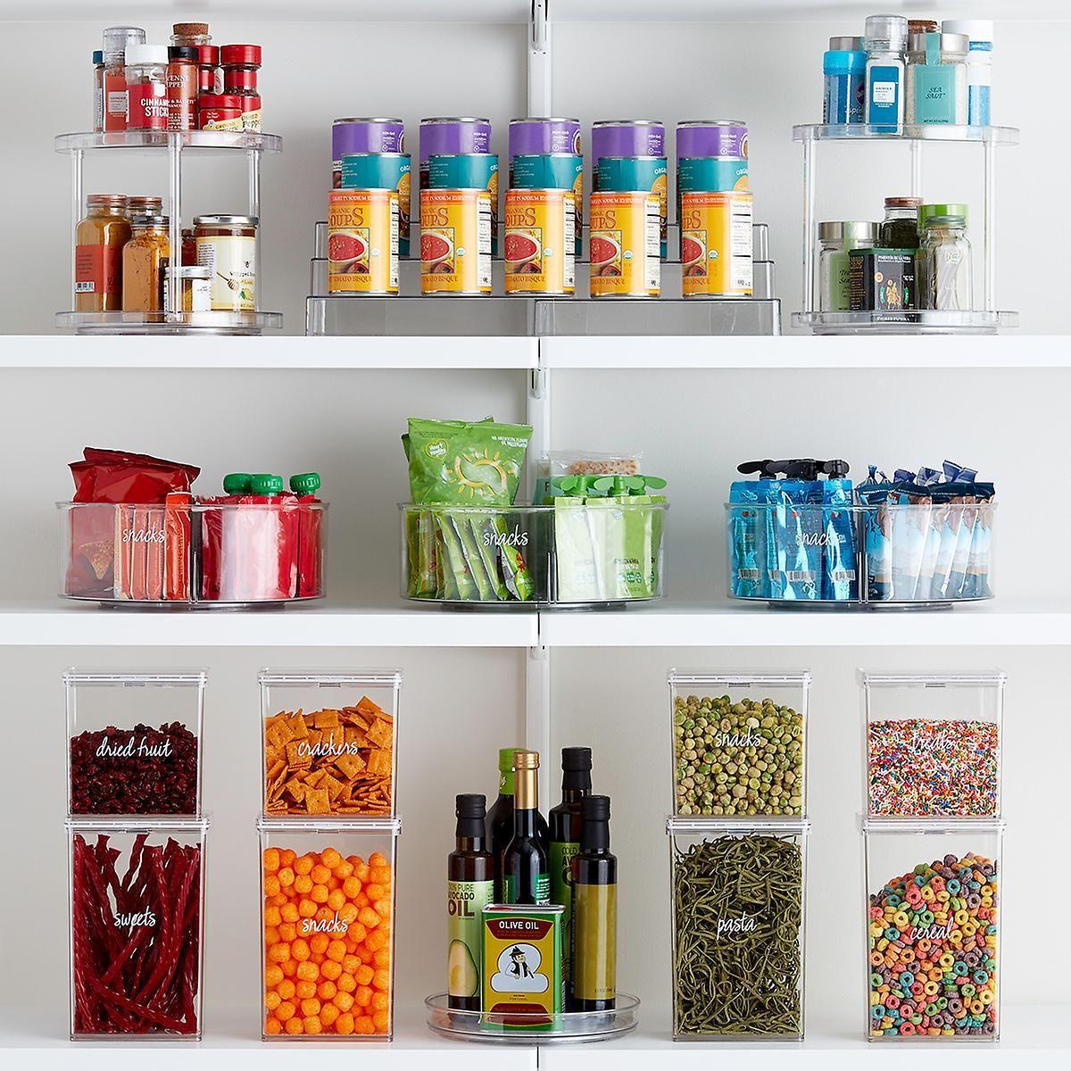 The Home Edit Kitchen Storage Solution Starter Kit The Home Edit Kitchen Storage Solutions Storage Solutions