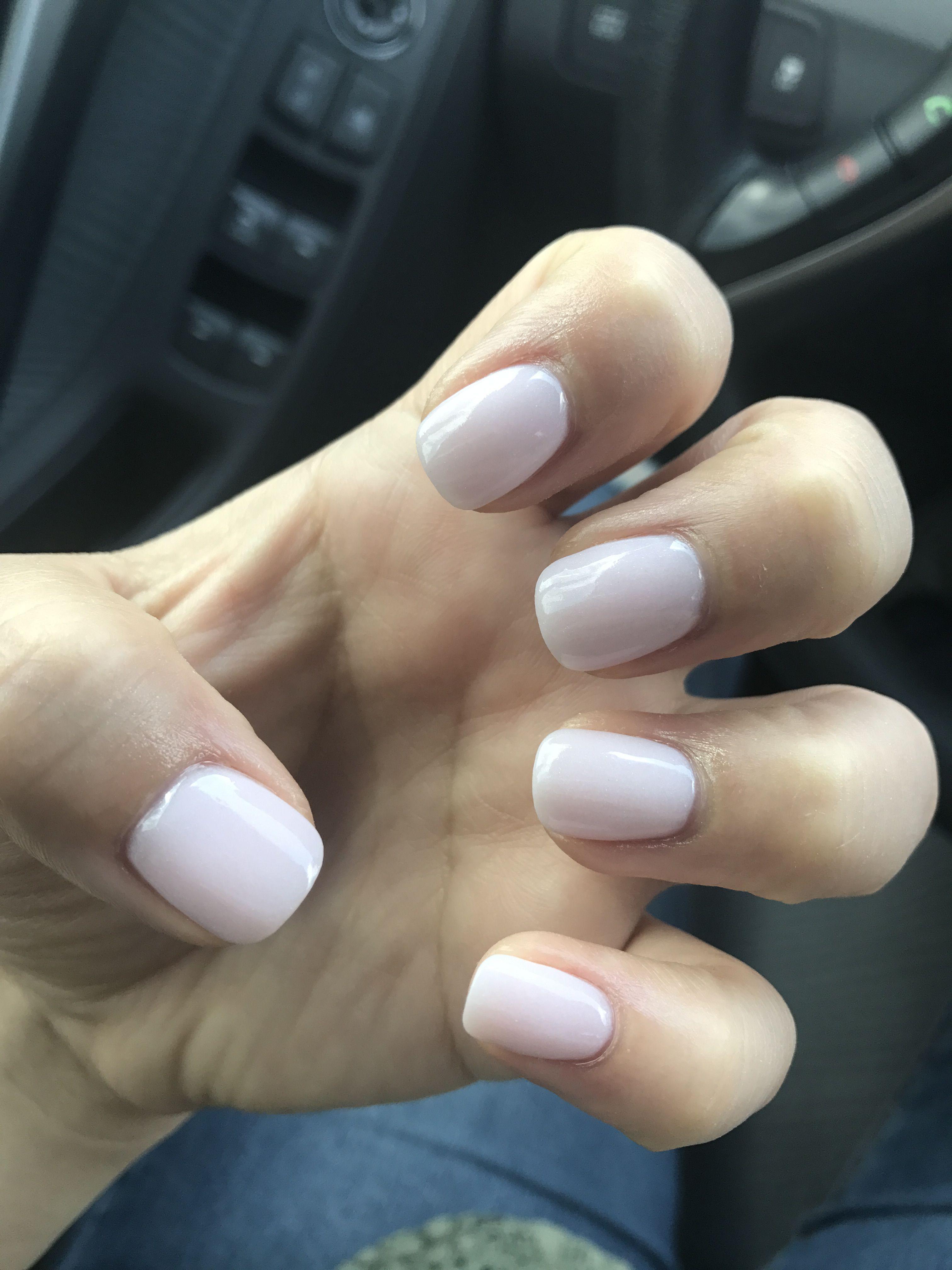 SNS pink nails - P018 😍💅 | Nails, Pink nails, My nails