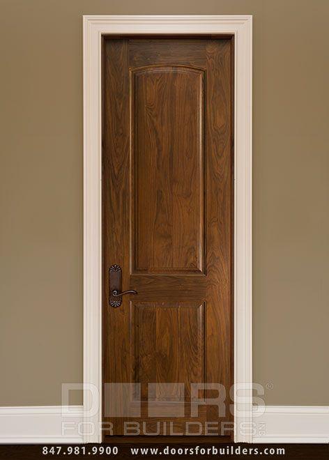 Custom Wood Interior Doors Custom Interior Solid Wood Door Single