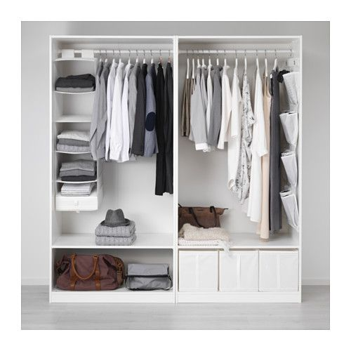 Great IKEA PAX Kleiderschrank cm Inklusive Jahre Garantie Mehr dar ber in der Garantiebrosch re Diese PAX KOMPLEMENT Kombination l sst sich nach Wunsch