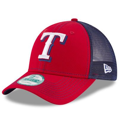 Men S New Era Red Royal Texas Rangers Bold Mesher 9forty Adjustable Hat Texas Rangers Hat Texas Rangers Hats