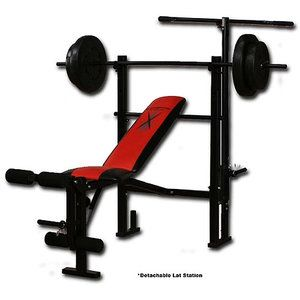 Sports Outdoors Weight Benches Weight Set Gym Weights