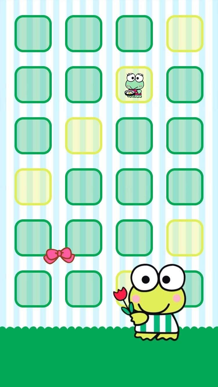Pin By Jennifer Adomeit On Keroppi Keroppi Wallpaper Sanrio Wallpaper Hello Kitty Wallpaper