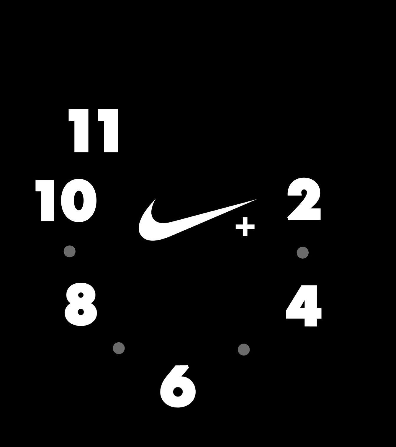 Nike Display アップルの壁紙 アップルウォッチ ナイキ 待ち受け