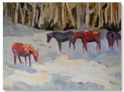 """A Spot of Color"" by Margaretta Caesar"