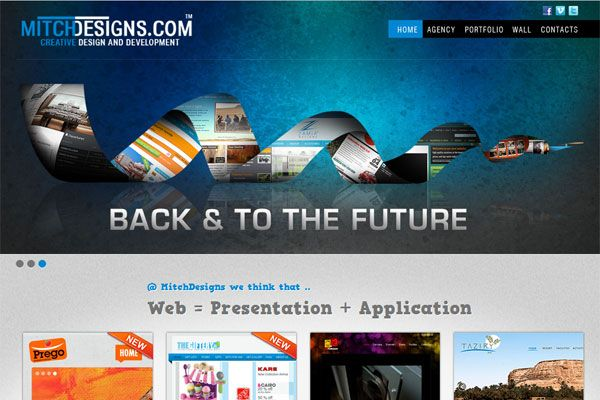 Mitchdesigns Creative Agency Web Design Company Ecommerce