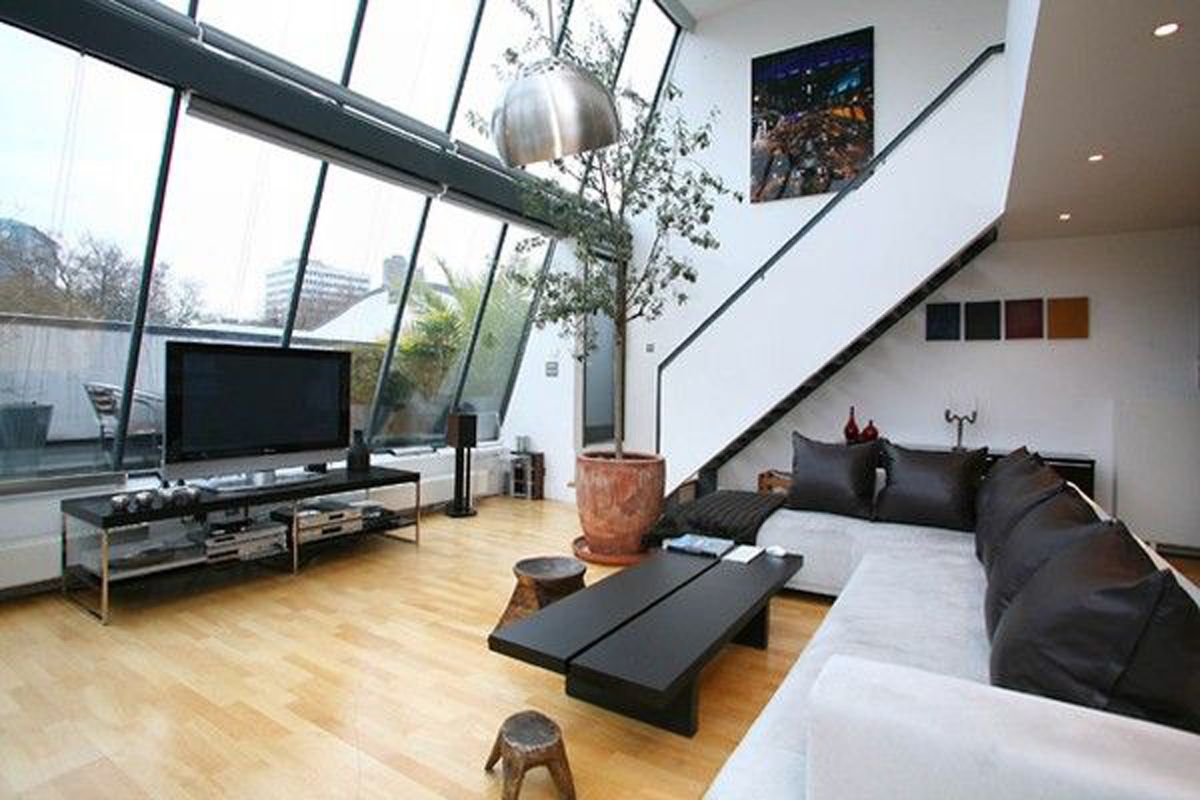 Contemporary Apartment In London  Apartment design, Contemporary