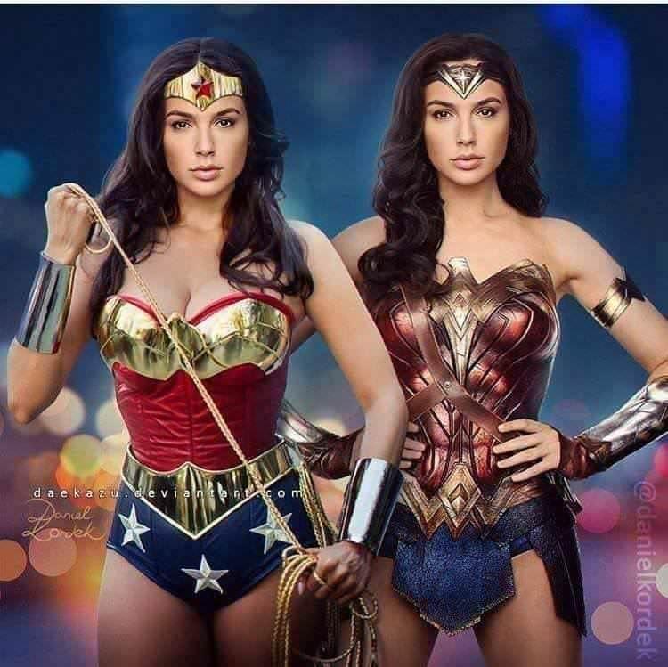 Gal Gadot Wearing The Original Wonder Woman Costume By Daniel Kordek Wonder Woman Pictures Wonder Woman Gal Gadot Wonder Woman