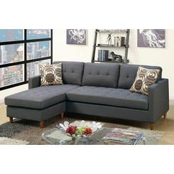 cool Apartment Size Sectional Sofa , Fancy Apartment Size Sectional ...