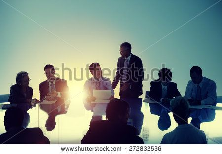 Business People Meeting Working Teamwork Concept