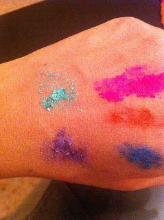 VOX MakeUp - Make Up, Cosmetici, Prove e Swatch di Trucchi Vari : Ombretti - Pigmenti Kiko Pigment Loose Eyeshadow 14 Verde Brillante
