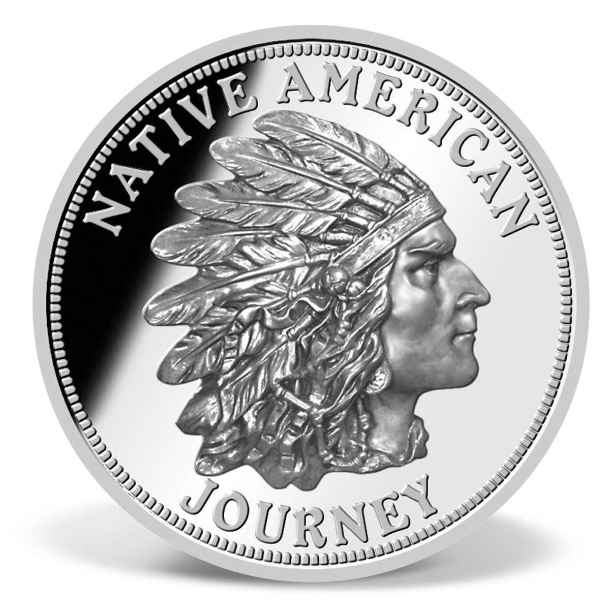 Remain Close To Great Spirit Commemorative Coin Coins Commemorative Coins Commemoration