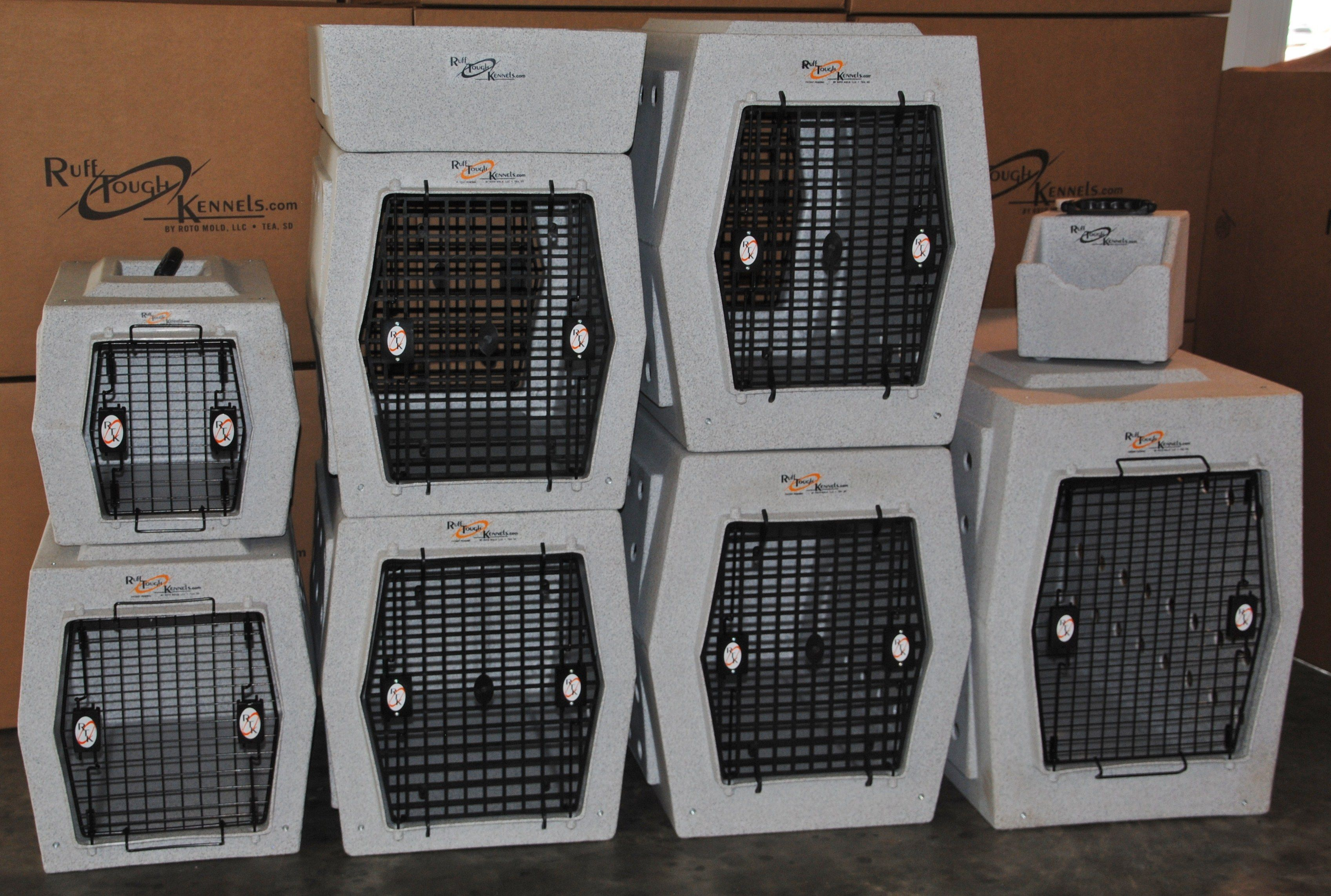 Ruff Tough Kennels >> Ruff Tough Kennels Dog Crate Product Line Dog Show Dog