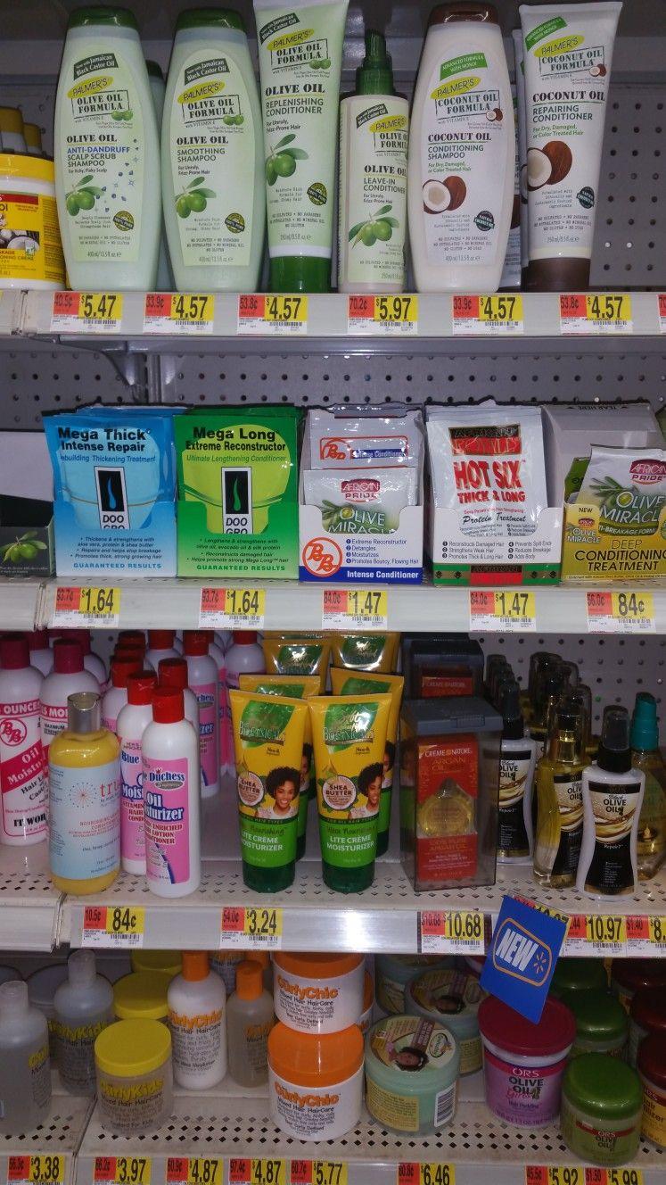 Wal Mart Natural Hair Treatments Hair Essentials Afro Hair Care