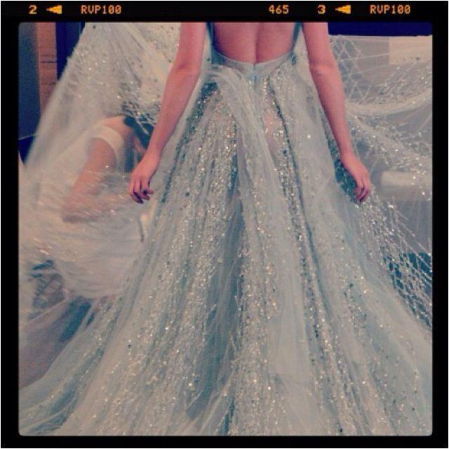 Gorgeous teal dress