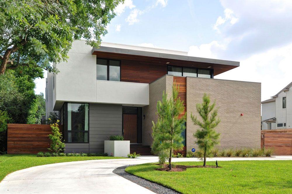 Architecture Maison De Style Moderne House Architecture Design