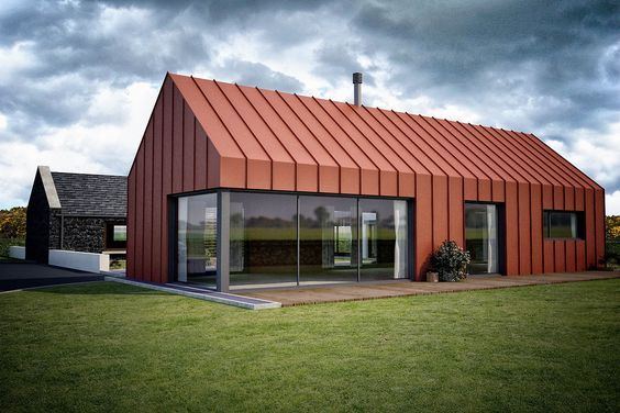 Best Everything You Have To Know About Mansard Roof Moderní 400 x 300