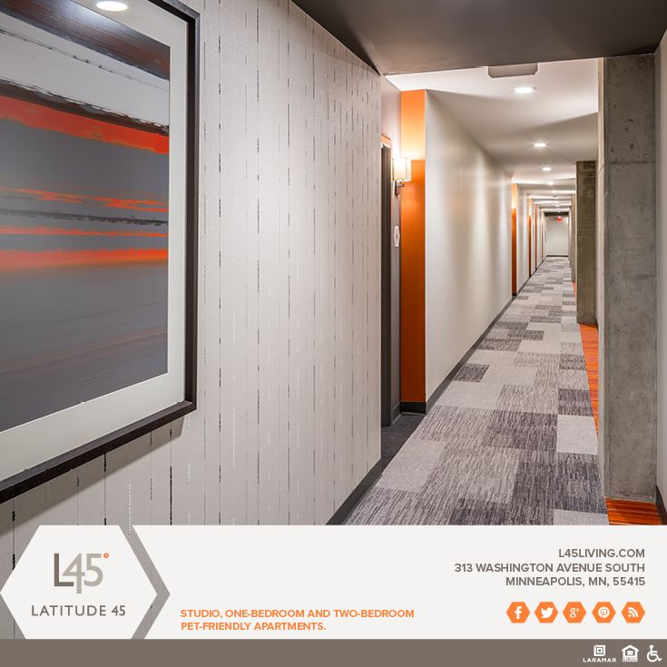 1 Bedroom Apartments Minneapolis: Experience The Lifestyle At Latitude 45; Brand-new Luxury