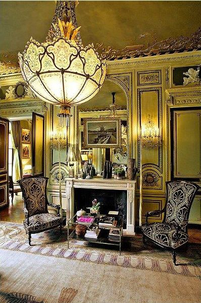 Exotic Excess Estate Of The Day Belle Epoque Apartment