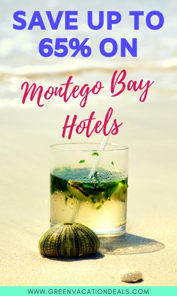 Montego Bay is a beautiful city in Jamaica with gorgeous beaches and duty-free shopping. Plan a dream vacation there by taking advantage of a huge travel sale. Find out how you can save up to 65% on Montego Bay hotels #MontegoBay #Jamaica #travel #traveldeals #hoteldeals #hotelsale #travelsale #beachvacation #beachtrip #travelhacks #traveltips #paradise #getaway #beachgetaway #Jamaicatravel #vacay #OchoRios #Caribbeantravel #shoppingtravel #MontegoBayJamaica