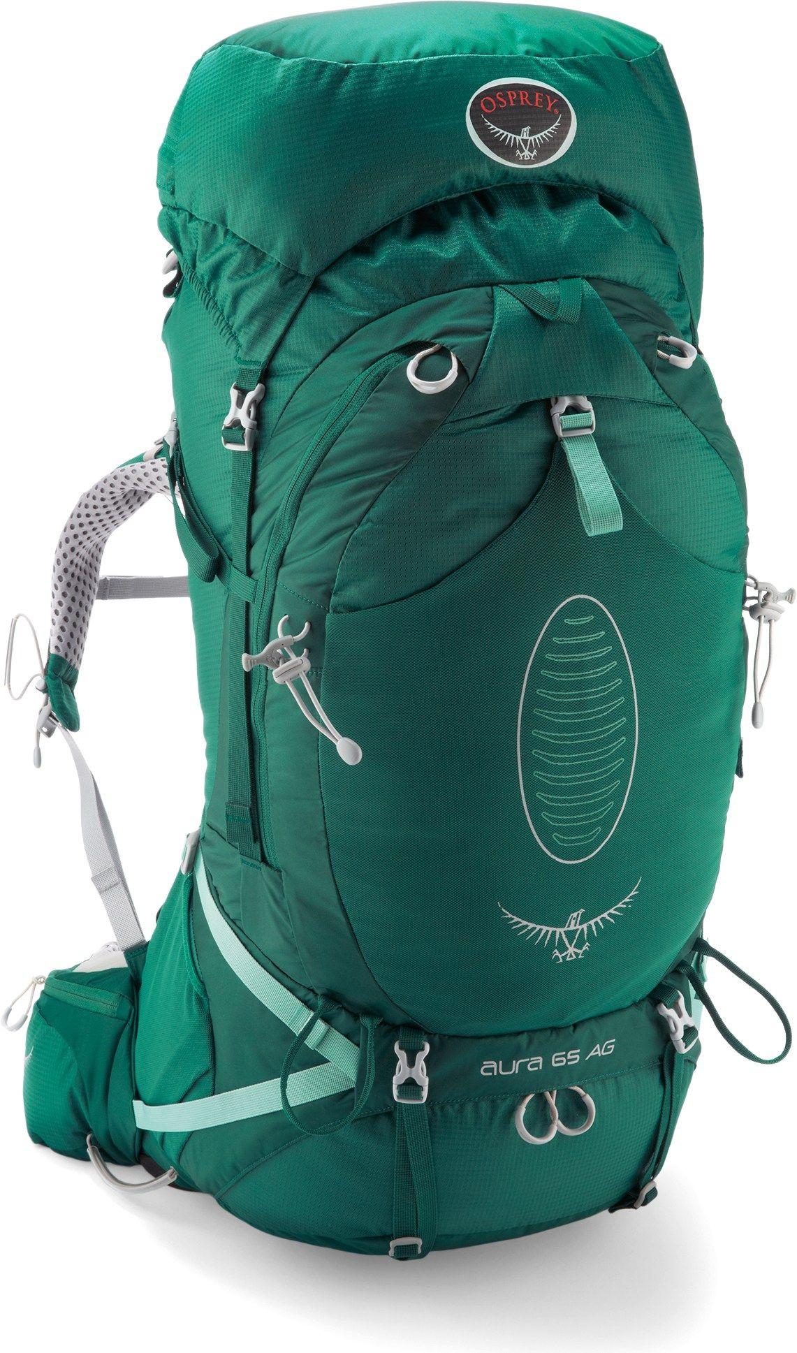 Osprey womens leather gloves - Osprey Women S Aura 65 Ag Ex Pack