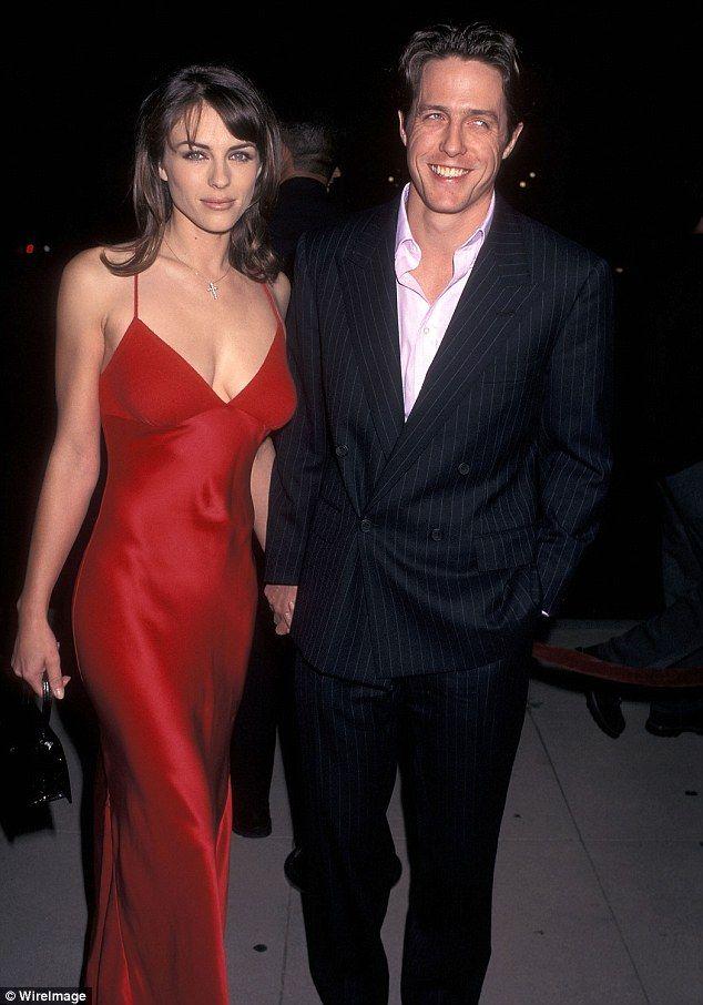 Liz Hurley Wearing That Dress By Versace 1994 Iconic Dresses Elizabeth Hurley Red Carpet Dresses Best