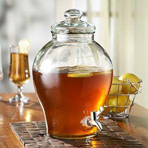 Style Setter Sanford Glass Beverage Dispenser - $24.99