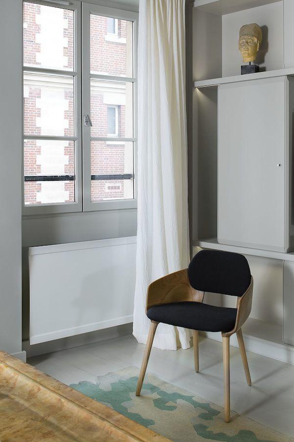 Un petit appartement parisien bien organisé Organizing