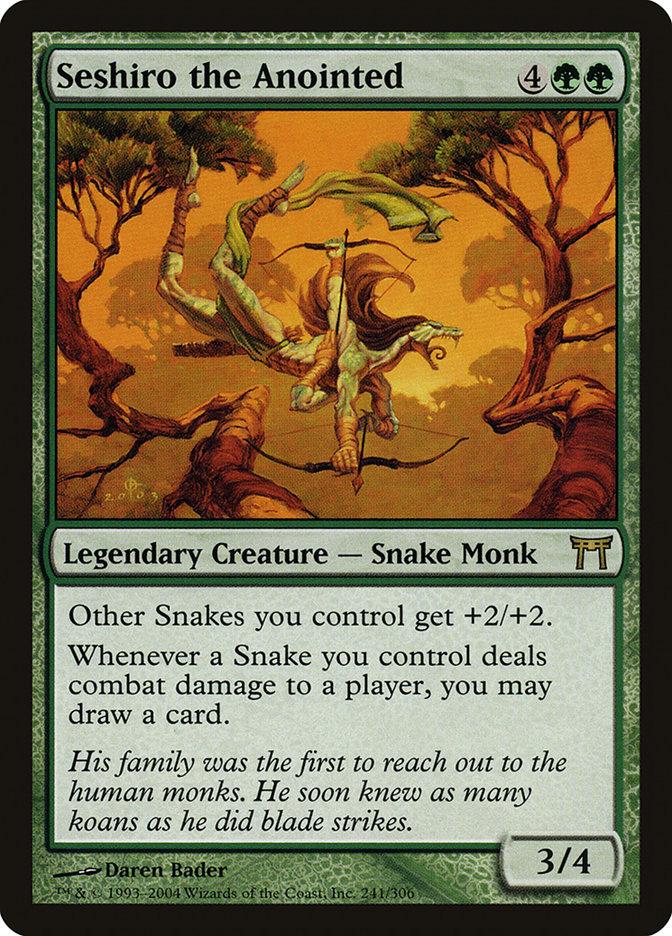 Full 60 Card Deck-Magic the Gathering Snake Hunt MTG-Custom Casual Deck